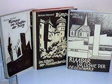 Alfons Arnold: Rimpar. Ortschronik in 3 Bänden (komplett)