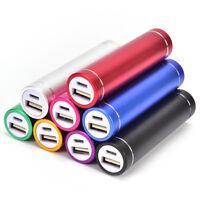 2600mAh Portable External USB Power Bank Box Battery Charger Mobile Phone CHK