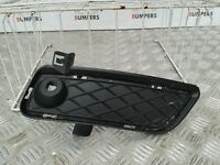 BMW X3 2010 - 2014 GENUINE DRIVERS FRONT BUMPER O/S RIGHT PDC FOG LIGHT GRILL
