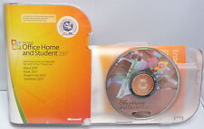 Microsoft Office 2007 Home and Student für 3 PCs - Vollversion mit CD - Deutsch
