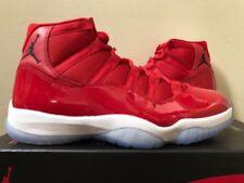 best service 4cf1f d9388 Zapatos rojos Jordan para hombres   eBay