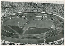 187. Olympiastadion Germany Berlin Stadium OLYMPIC GAMES 1936 CARD
