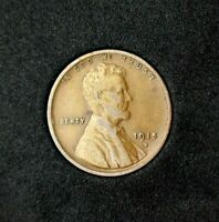 1915-D Lincoln Wheat Cent~XF~Extra Fine~Great Wheat~Combined Shipping~!