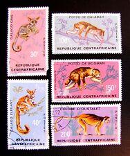 142-46 ANIMALS CTO OG (SEE DESCRIPTION)