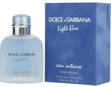 jlim410: Dolce & Gabbana Light Blue Eau Intense for Men, 100ml EDP Free Shipping