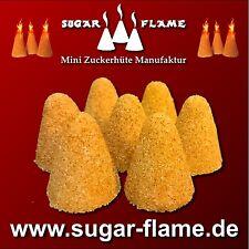 Mini Zimt Zuckerhütchen zum flambieren Feuer-Zangen-Punsch Bowle 40Stück