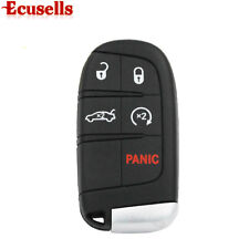 Remote Key Shell 2011- 2015 For DODGE JOURNEY Key Case Transmitter Fob 4+1 BTN
