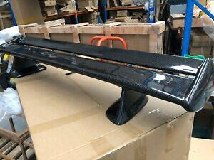 R34 GTR OEM height full carbon Spoiler