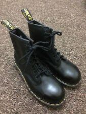 Dr Martens Black Vintage MADE IN ENGLAND With Steel Toe UK6 / EU39