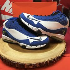 Nike Griffey Air Max Swimgman Remix Sport Royal Blue White Sz 8.5 Freshwater