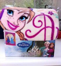 Disney Frozen Oversize Plush Throw Elsa & Anna