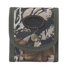 Tourbon Rifle Cartridges Pouch Ammunition Wallet Bullets Holder Belt Camo Nylon