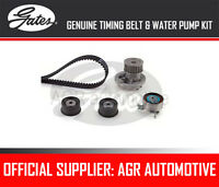 GATES TIMING BELT AND WATER PUMP KIT FOR VAUXHALL VX220 2.0 I TURBO 200 2001-05
