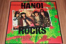 "Hanoi Rocks – Up Around The Bend (1984) (Vinyl 12"") (CBS – A 12.4513)"