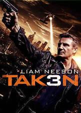 Taken 3 (DVD, 2015) NEW