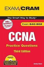Exam Cram: CCNA Practice Questions (Exam 640-802) by David Minutella, Barbara W…