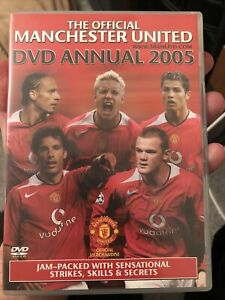 The Official Manchester United Annual 2005 - Archive Football - DVD