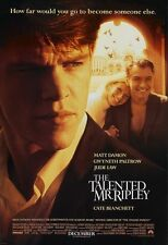The Talented Mr Ripley Movie Poster 18'' X 28''