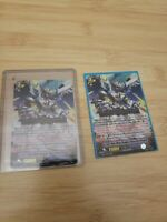 Blue Wave Dragon, Tetra-drive Dragon - Lot of 2