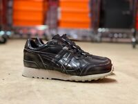 Onitsuka Tiger Asics Colorado 85 Mens Casual Shoes Black/Metallic (D5N2L) NEW 7