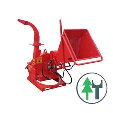 Holzhäcksler H18H Schredder Motorhäcksler m. Zapfwellenantrieb für Kleintraktor