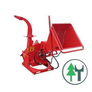 Häcksler H18H Holzhäcksler Buschhacker mit Zapfwellenantrieb Traktor Schredder