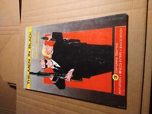 THE MEN IN BLACK TPB(1990)COLLECTS 1,2,3 AIRCEL COMICS 1ST PRINT MALIBU RARE HTF