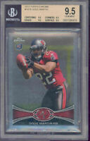 2012 topps chrome #147a DOUG MARTIN rookie BGS 9.5 9.5 9.5 9.5