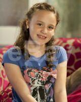 "Coronation Street (TV) Ellie Leach ""Faye Windass"" 10x8 Photo"