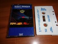 Dawn Patrol by Night Ranger (Cassette, Nov-1983, MCA)