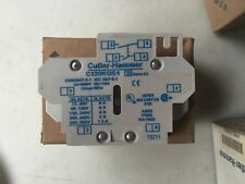 CUTLER HAMMER C320KGS4 SERIES A2 FREEDOM SERIES AUXILIARY CONTACT