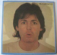 PAUL McCARTNEY (LP 33Tours) McCARTNEY II  ORIGINAL FRANCE 1980