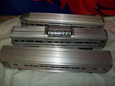 Lionel P/W 2530,31,32 & 33 Flat Channel Passenger Car, C-6+