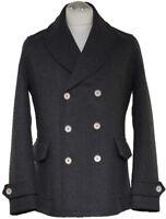 Men's Town Pea coat, Lined