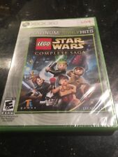 LEGO Star Wars: The Complete Saga Xbox 360 Platinum Hits New Sealed Factory