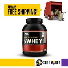 OPTIMUM NUTRITION GOLD STANDARD 100%25 WHEY 5LBS PROTEIN POWDER - Free Shipping