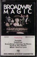 The Best of Broadway Magic Great Musicals Vintage Audio Cassette Tape