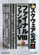 FINAL FANTASY GAME GUIDE BOOK  Japanese FF8  PS2