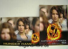 The Hunger Games Movie Trading Card - 1x #025 Katniss Everdeen