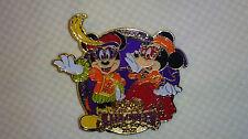 DISNEY PIN Mickey & Minnie Halloween 2012 Tokyo Disney Sea