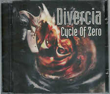 DIVERCIA - Cycle of Zero / Gothic Metal, Neuware, new, OVP, factory sealed CD !