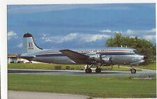 Contract Air Cargo Douglas DC-4 Aviation Postcard, A672