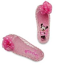 MINNIE MOUSE~PINK~Light Up Costume SHOES~Girls~5/6~NWT~Disney Store~2010
