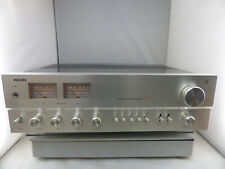 Philips 384 vintage MFB stereo amplifier / Verstärker 22AH384
