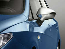 SEAT Original Außenspiegel Spiegelblenden in Chromoptik Ibiza 6J, Leon 1P, Exeo