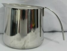 Krups 18/8 Stainless Espresso Milk Frothing Pitcher 20 oz.