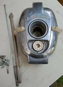Vintage Electrolux Vacuum Canister Model G Bag Door for parts or repair