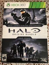 HALO ORIGINS BUNDLE (MICROSOFT XBOX 360) - NEW AND FACTORY SEALED