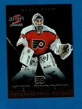 1997-98 Score NET WORTH insert # 8 Garth Snow PHILADELPHIA FLYERS GOALIE