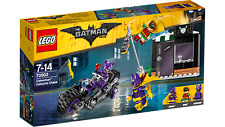 LEGO 70902 THE BATMAN MOVIE Catwoman Catcycle Chase Batgirl Robin minifigures